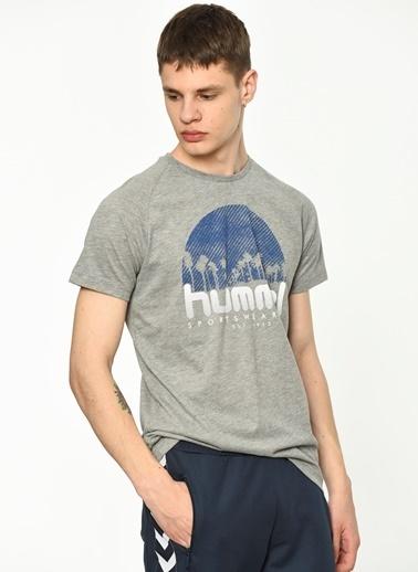 Hummel Baskılı Tişört Renkli